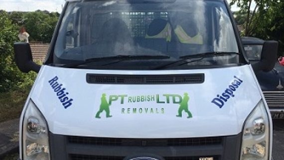 Rubbish Removals London